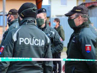 KORONAVÍRUS Policajný zbor môže