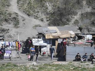 Rómske osady na Spiši