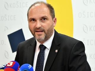 Primátor Košíc Jaroslav Polaček