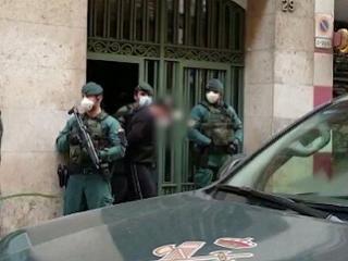 Polícia zatkla podozrivého teroristu