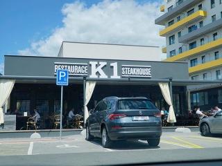 Reštaurácia K1 v Brne.