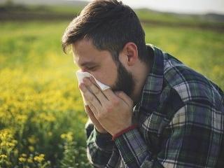 Alergici si len tak