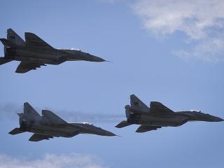 Stíhačky MiG-29