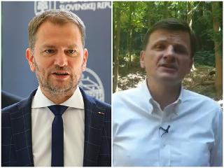VIDEO Hlina zrušil Matoviča