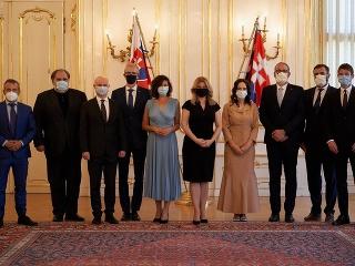 Prezidentka Čaputová sa stretla