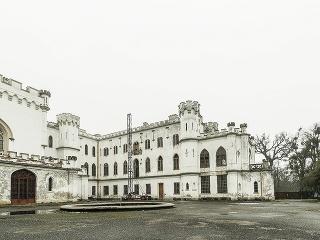 Kaštieľ v Rusovciach chátra