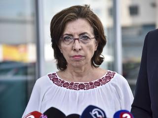 Predsedníčka poslaneckého klubu SaS