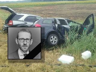 Tragická havária tajomníka Dolinaya