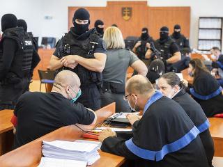 Pojednávanie v kauze vraždy