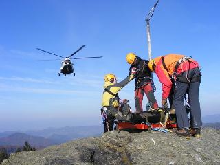 Horskí záchranári zasahovali pri