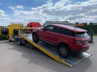 Slovákom ukradli auto v