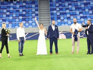 Prvá svadba na Národnom