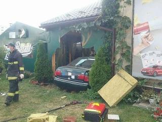 Dopravná nehoda v Liptovskom