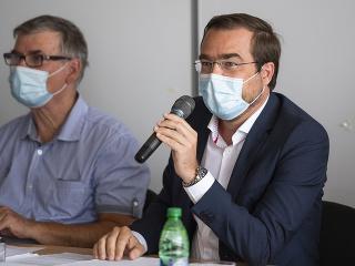 Zasadnutie pandemickej komisie