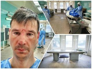 ROZHOVOR Patológ Palkovič o
