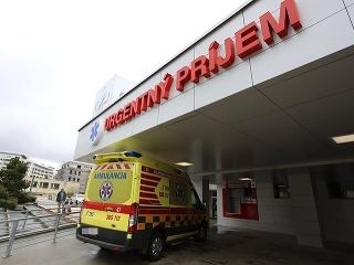 KORONAVÍRUS Bratislavské nemocnice hlásia,