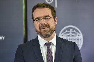 Minister zdravotníctva SR Marek
