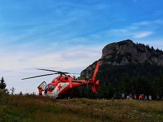 Horskí záchranári v pohotovosti: