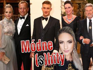 Na outfity známych Slovákov si posvietila módna návrhárka Andrea Koreňová.