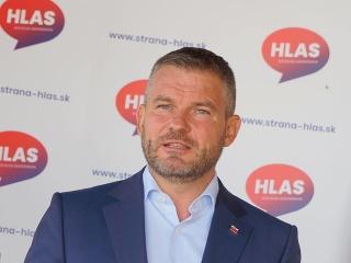 Tlačová konferencia strany HLAS