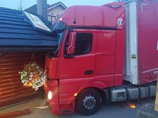 Kuriózna nehoda v Trstíne