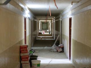 Rekonštrukcia internátov v Nitre