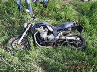 Za krádež motocykla hrozí