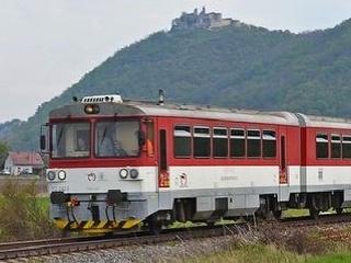 Vlak Záhoráčik