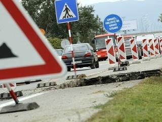 Zápcha na Seneckej ceste