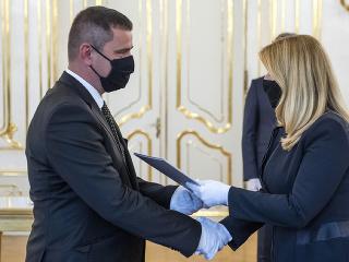 Novým sudcom Ústavného súdu SR sa stal Robert Šorl. Vymenovala ho prezidentka SR Zuzana Čaputová.