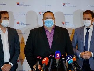Zasadnutie pandemickej komisie.