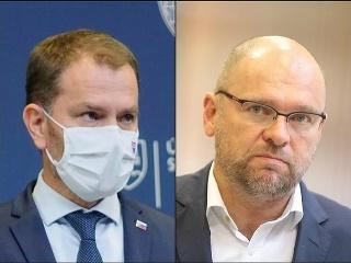 KORONAVÍRUS Pandemický prieskum premiéra
