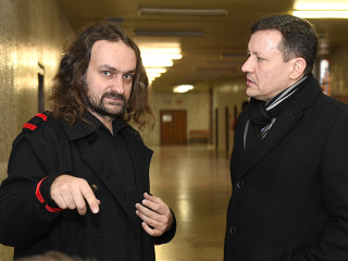 Ľuboš Lorenz a Daniel