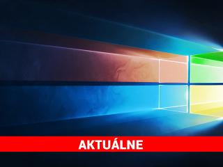 POZOR: Túto aktualizáciu Windows