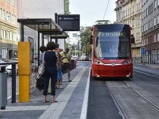 Zastávka v Bratislave