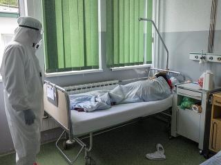 KORONAVÍRUS V nemocnici vo