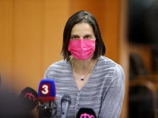Kolíková diskutovala s poslancami