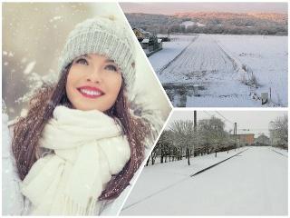 Slovensko sa dočkalo snehovej