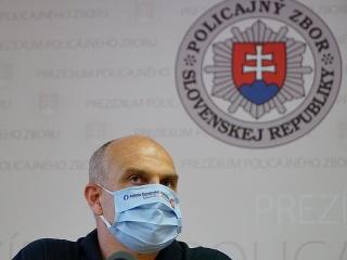 Policajný prezident Milan Lučanský