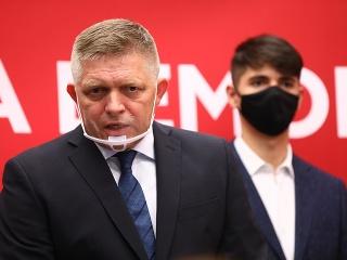 Predstavitelia strany Smer-SD