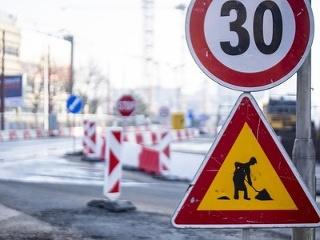 Dopravné obmedzenia Bratislava