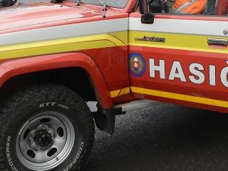 V Dechticiach zasahovali hasiči: