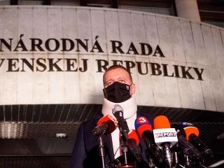 Boris Kollár po mimoriadnom