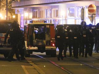 Teroristický útok vo Viedni