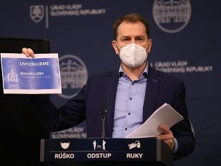 MIMORIADNE Minister financií Matovič