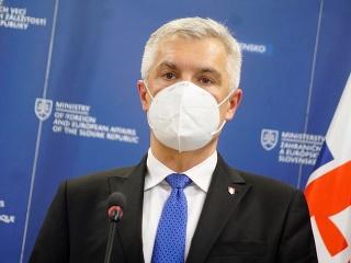 Minister Korčok navštívi Atény: