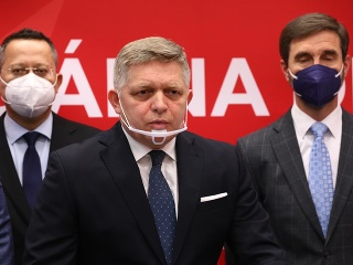 Tlačová konferencia predstaviteľov strany