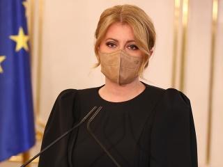 Zuzana Čaputová sa vyjadrí k referendu