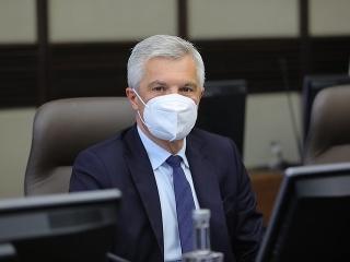 KORONAVÍRUS Šéf diplomacie Korčok