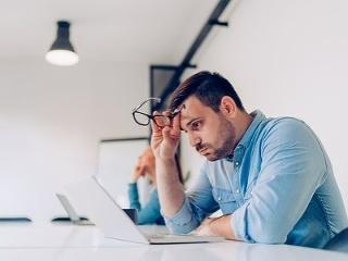 Ste v práci nespokojný?